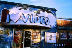 レンタルビデオの時代